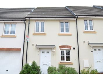 2 bed terraced house for sale in Parlour Mead, Cullompton, Devon EX15