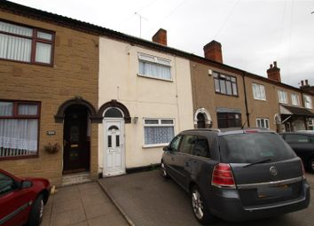Thumbnail 3 bed terraced house for sale in Derby Road, Burton-On-Trent