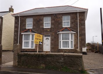 Thumbnail 3 bed semi-detached house for sale in Lower Pengegon, Pengegon, Camborne