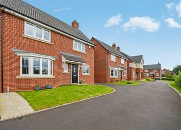 Thumbnail 4 bed detached house for sale in Syllenhurst View, Woore, Crewe