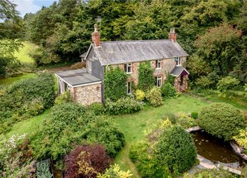 Thumbnail 3 bed detached house for sale in Culmhead, Taunton, Somerset