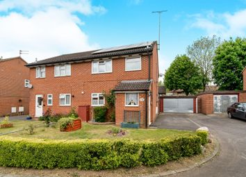 Thumbnail 3 bed semi-detached house for sale in Hepworth Close, Andover