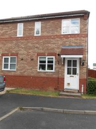 Thumbnail 2 bedroom property to rent in St Davids Drive, Evesham, Worcestershire