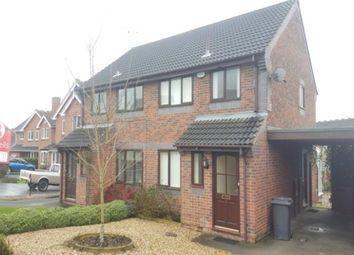 Thumbnail 3 bed property to rent in Sparrowbusk Close, Barlborough