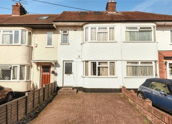 Thumbnail 3 bed terraced house for sale in Barnstaple Road, Ruislip, Middlesex