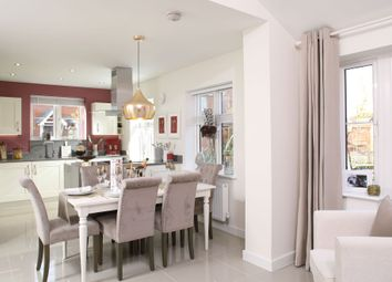"Thumbnail 4 bed detached house for sale in ""The Astley"" at Redbridge Lane, Nursling, Southampton"