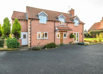 Thumbnail 4 bed detached house for sale in Station Street, Rippingale, Bourne