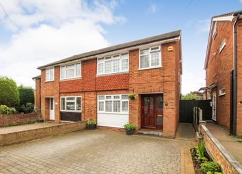 Thumbnail 3 bed end terrace house for sale in Oates Road, Collier Row, Romford