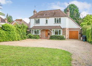 Thumbnail 4 bed detached house for sale in Crawley Down Road, Felbridge, Surrey