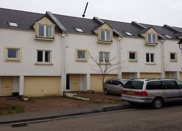 Thumbnail 4 bedroom town house to rent in Trevail Way, St Austell, Cornwall