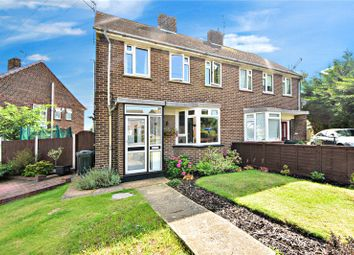 Thumbnail 3 bedroom semi-detached house for sale in Milton Street, Swanscombe, Kent