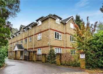 Thumbnail 2 bedroom flat for sale in Savoy Court, Garfield Road, Camberley