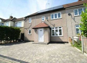 Thumbnail 3 bed semi-detached house to rent in Heaton Avenue, Harold Hill, Romford