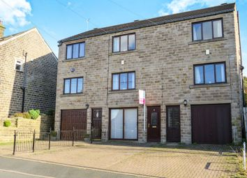 Thumbnail 2 bedroom town house for sale in Town End Road, Holmfirth