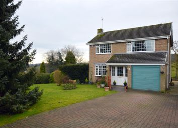 Thumbnail 4 bed detached house for sale in Summer Drive, Wirksworth, Matlock