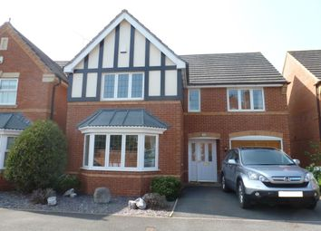 Thumbnail 4 bed property to rent in Bourne Close, Kington, Worcester