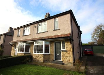 Thumbnail 3 bed semi-detached house for sale in Mountfields, Off Bramley Lane, Hipperholme