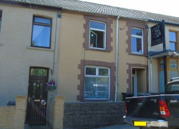 Thumbnail 2 bed lodge for sale in Bargoed Terrace, Treharris