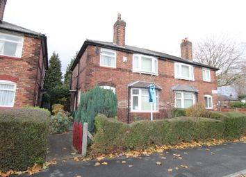 Thumbnail 3 bed semi-detached house for sale in Brayside Road, Withington, Manchester