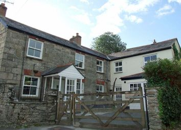 Thumbnail 4 bed detached house to rent in Eastwood Road, Penryn
