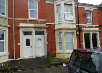 Thumbnail 4 bed maisonette to rent in Oakland Road, Jesmond, Newcastle Upon Tyne