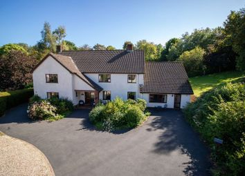 Thumbnail 5 bed detached house for sale in Monksilver, Taunton
