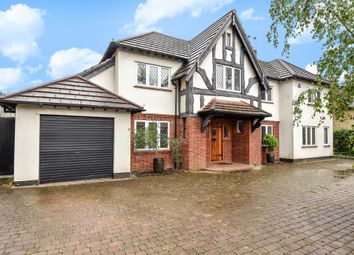 Thumbnail 5 bed detached house to rent in Oaken Grove, Maidenhead