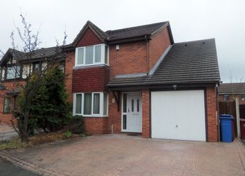 Thumbnail 4 bedroom detached house to rent in Harrier Drive, Halewood, Liverpool