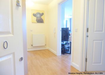 Thumbnail 2 bed flat to rent in Meadow Heights, Ramsbottom