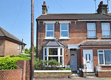 Thumbnail 2 bed end terrace house for sale in Waghorn Road, Snodland, Kent