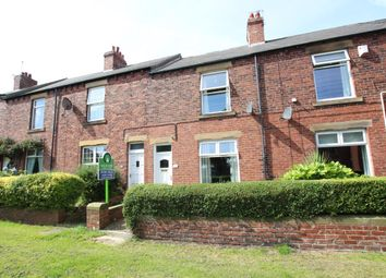 Thumbnail 2 bedroom terraced house for sale in Hugar Road, High Spen, Rowlands Gill