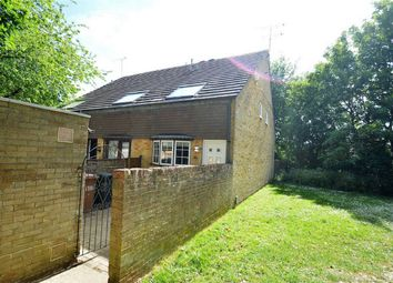 Thumbnail 2 bed end terrace house for sale in Redhall Close, Hatfield, Hertfordshire