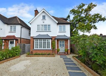 Thumbnail 4 bed detached house for sale in Ember Lane, Esher, Esher