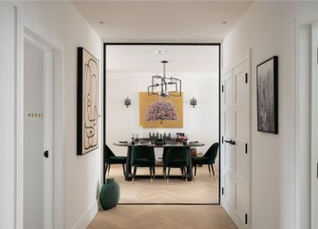 Thumbnail 4 bedroom flat for sale in Queens Court, Bayswater