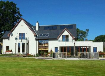 Thumbnail 6 bedroom detached house for sale in Daviot, Inverness