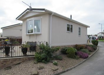Thumbnail 1 bedroom mobile/park home for sale in Grasscroft Park (Ref 4983), New Whittington, Chesterfield, Derbyshire