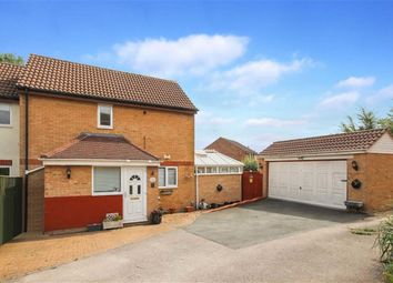 Thumbnail 3 bed end terrace house for sale in Lisle Close, Grange Park, Swindon