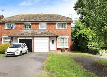 Thumbnail 3 bed semi-detached house for sale in Falcon Gardens, Wick, Littlehampton