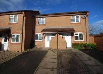 Thumbnail 2 bedroom terraced house to rent in Miller Craddock Way, Ledbury, Herefordshire