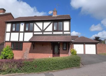 Thumbnail 4 bed detached house to rent in Stanbrook Road, Monkspath