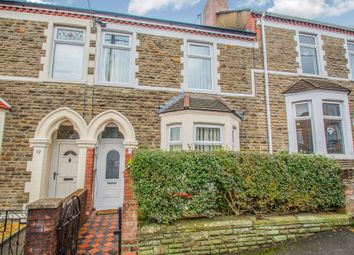 Thumbnail 3 bed terraced house for sale in Bradford Street, Caerphilly