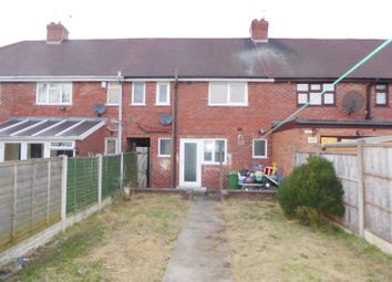 Thumbnail 3 bed terraced house for sale in Bushbury Lane, Bushbury, Wolverhampton