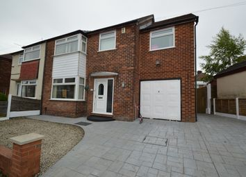 Thumbnail 4 bed semi-detached house for sale in Southgate Road, Sunny Bank, Bury