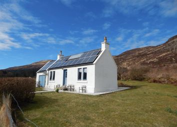 Thumbnail 3 bed cottage for sale in Bharcasaig, Orbost, Isle Of Skye