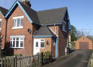 Thumbnail 3 bed semi-detached house to rent in Osmaston Lane End, Yeldersley, Ashbourne