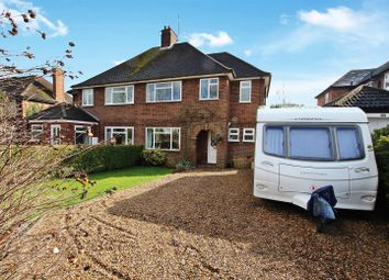 Thumbnail 4 bed semi-detached house for sale in Rock Lane, Leighton Buzzard