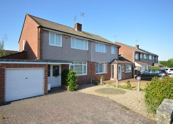 Thumbnail 3 bed semi-detached house for sale in Windrush Road, Keynsham