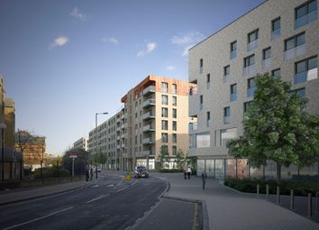 Thumbnail 1 bedroom flat for sale in Plough Way, Surrey Quays, Lewisham, London