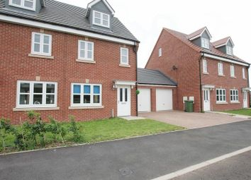 Thumbnail 3 bed town house for sale in Dune Walk, Blyth