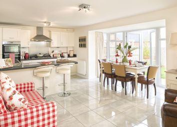 "Thumbnail 4 bedroom detached house for sale in ""Cornell"" at Main Road, Earls Barton, Northampton"